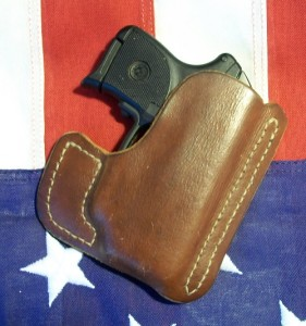 Pocket Ruger LCP and Keltec P3AT With Crimson Trace