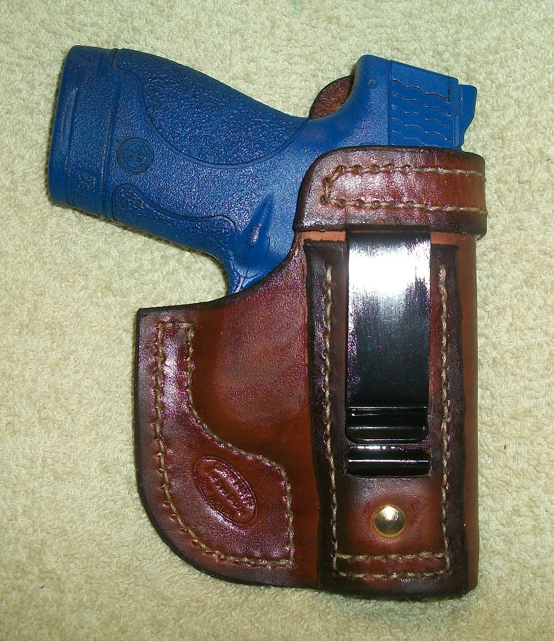 M and p shield 40 holster