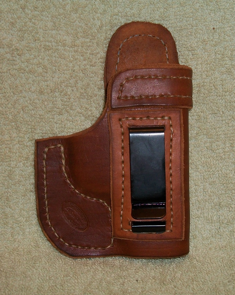 Side Guard Holsters - IWB Leather.