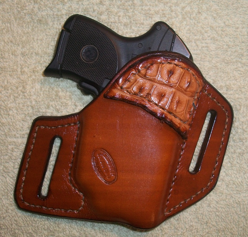 By Photo Congress || Owb Holster For Ruger Lcp With Crimson