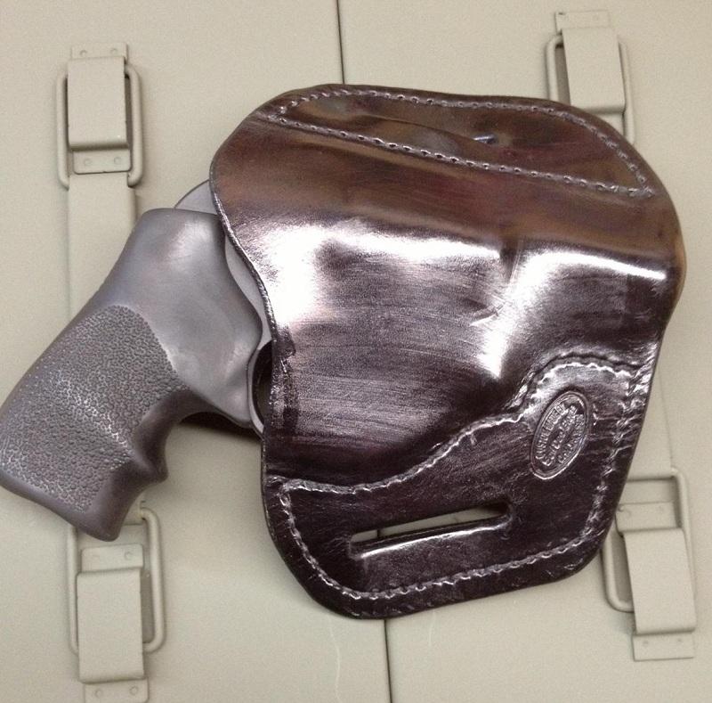 Ruger LCR Holster - Jackson LeatherWork, LLC