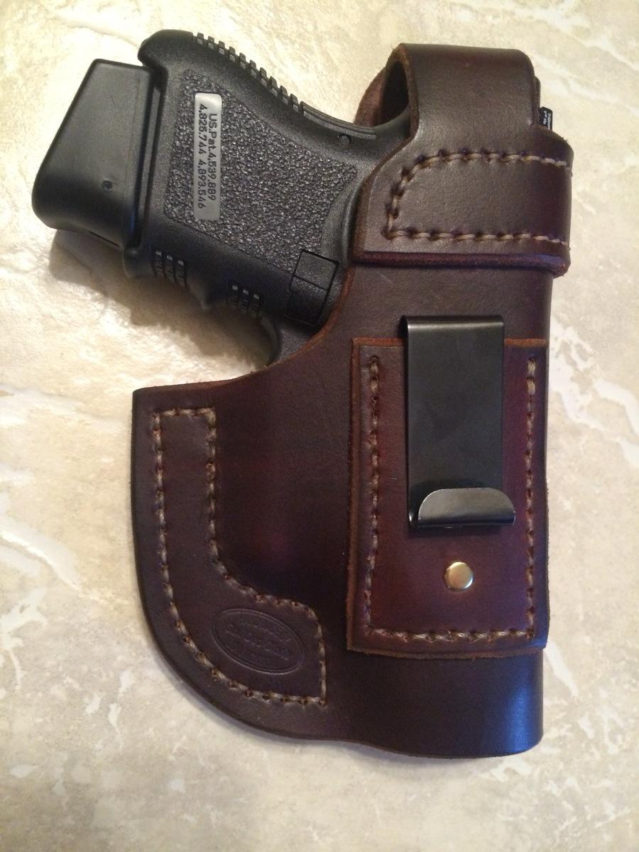 iwb tsnap    glock 26 with j-hook