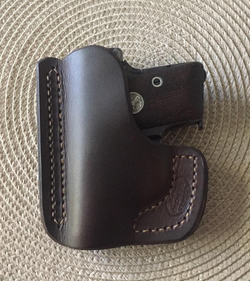 Best Colt 1908 vest pocket holster out there - Jackson