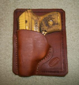 OWB / IWB / Pocket / Wallet holsters for Ruger LCP 2
