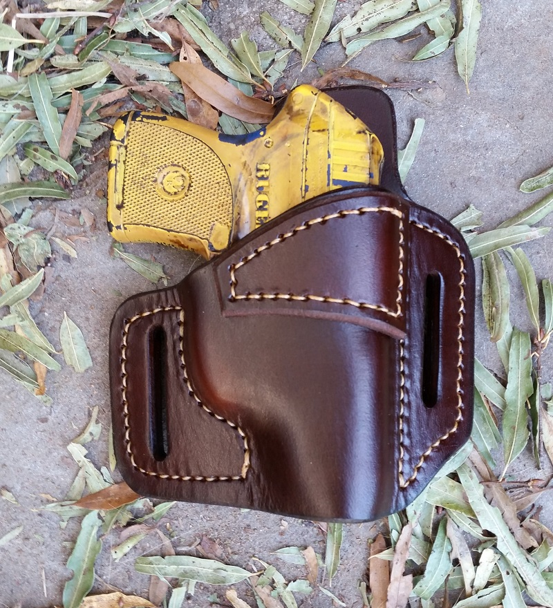 Pocket, Wallet, IWB, OWB Holsters for the new Ruger LCP 2