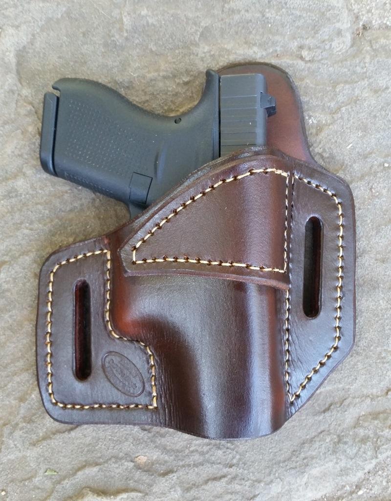 43X BraDeC OWB Holster for Glock 43