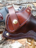GP100 Chest holster